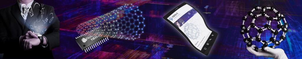 Carbon Electronics Banner Nano-c, wearables, memory